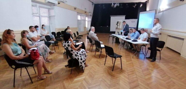 Prezentovano 14 inovativnih poslovnih ideja u okviru Akcelerator programa u Trebinju